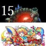 【モンスト】獣神化モネチャレンジ 15の獄 禁忌の獄 アラジンチャレンジ