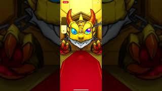 モンスト 獣神祭 確定演出 10連ガチャ バサラ