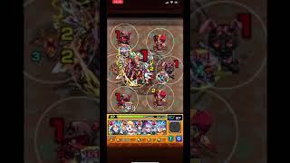 【モンスト】覇者の塔20〜30まで挑戦!